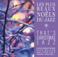Les plus beaux Noels du jazz (That's Christmas Jazz) - Various Artists [ CD ]