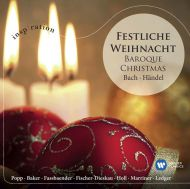 Baroque Christmas - Bach & Handel - Various Artists [ CD ]