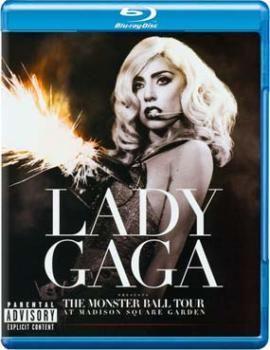 Lady Gaga - Monster Ball Tour At (Blu-Ray) [ BLU-RAY ]