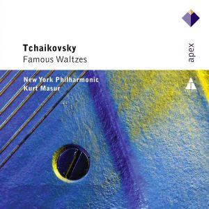 Tchaikovsky, P. I. - Famous Waltzes [ CD ]