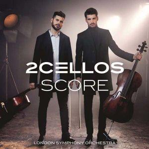 2Cellos (Two Cellos - Luka Sulic & Stjepan Hauser) - Score (2 x Vinyl) [ LP ]