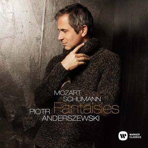 Piotr Anderszewski - Mozart & Schumann Fantasies [ CD ]