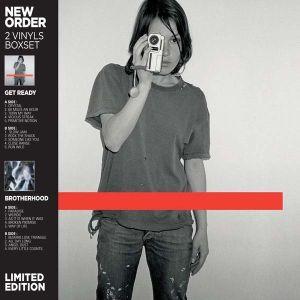 New Order - Get Ready & Brotherhood (2 x Vinyl Box Set) ) [ LP ]