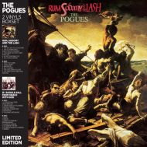 Pogues - Rum, Sodomy And… & If I Should Fall.. (2 x Vinyl Box Set) [ LP ]