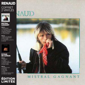Renaud - Mistral Gagnant & Putain De Camion (2 x Vinyl Box Set) [ LP ]