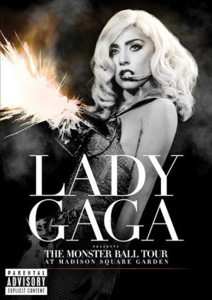 Lady Gaga - Monster Ball Tour At (DVD-Video) [ DVD ]