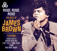 James Brown - Please, Please, Please: The Best Of James Brown (3CD) [ CD ]