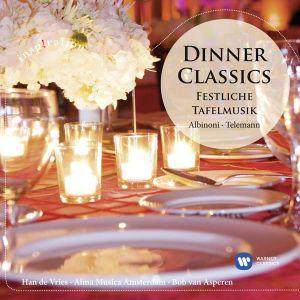 Albinoni, T. & Telemann, G. - Dinner Classics [ CD ]