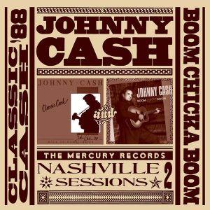 Johnny Cash - Classic Cash & Boom Chicka Boom [ CD ]