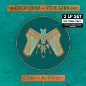 Chick Corea & Steve Gadd Band - Chinese Butterfly (3 x Vinyl) [ LP ]