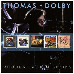Thomas Dolby - Original Album Series (5CD) [ CD ]