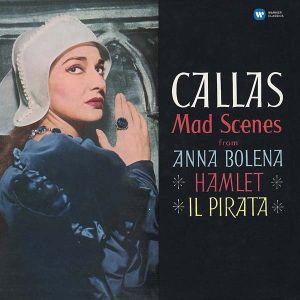 Maria Callas - Mad Scenes (from Anna Bolena, Hamlet, Il Pirata) (Vinyl) [ LP ]