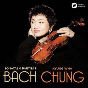 Bach, J. S. - Violin Sonatas & Partitas (Kyung-Wha Chung) (Vinyl) [ LP ]