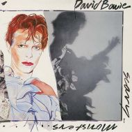 David Bowie - Scary Monsters (And Super Creeps) (2017 Remastered Version) (Vinyl) [ LP ]