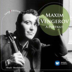 Maxim Vengerov - A Portrait Maxim Vengerov [ CD ]