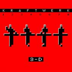 Kraftwerk - 12345678 3-D [ CD ]