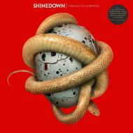 Shinedown - Threat To Survival (Vinyl with CD) [ LP ]