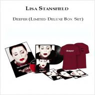 Lisa Stansfield - Deeper (Limited Edition Box Set) (2 x Vinyl with CD & Poster & T-Shirt) [ LP ]