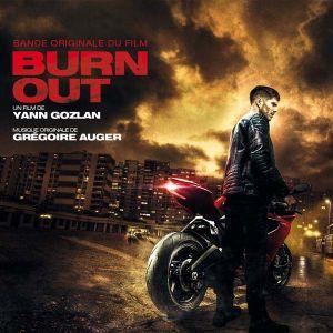 Gregoire Auger - Burn Out (Original Motion Picture Soundtrack) [ CD ]
