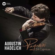 Augustin Hadelich - Paganini 24 Caprices For Solo Violin, Op.1 [ CD ]