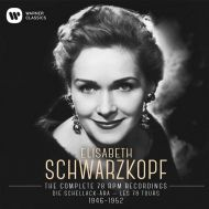 Elisabeth Schwarzkopf - The Complete 78 RPM Recordings (5CD Box) [ CD ]