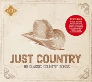 Just Country: 80 Classic Country Songs - Various Artists (4CD) [ CD ]