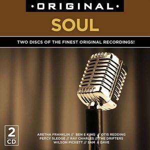 Original Soul - Various Artists (2CD) [ CD ]