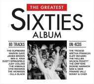 The Greatest Sixties Album - Various Artists (4CD) [ CD ]