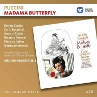 Puccini, G. - Madama Butterfly (2CD) [ CD ]