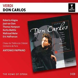 Verdi, G. - Don Carlos (3CD) [ CD ]