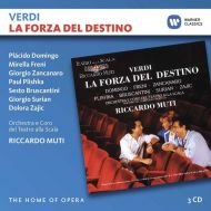 Verdi, G. - La Forza Del Destino (3CD) [ CD ]