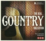 The Real... Country Collection - Various Artists (3CD Box) [ CD ]