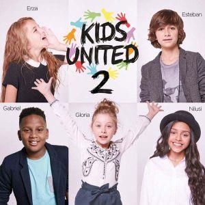 Kids United - Kids United 2 - Tout Le Bonheur Du Monde [ CD ]