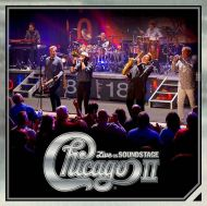 Chicago - The Chicago II - Live On Soundstage [ CD ]