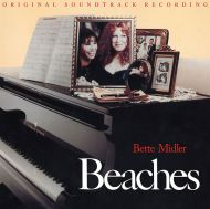 Bette Midler - Beaches (Original Soundtrack Recording) (Vinyl) [ LP ]