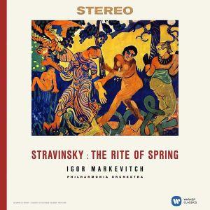 Stravinsky, I. - Le Sacre Du Printemps (The Rite Of Springs) (Vinyl) [ LP ]