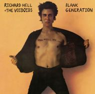 Richard Hell & The Voidoids - Blank Generation (Orange Vinyl) [ LP ]