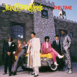 The Time - Ice Cream Castle (Neapolitan (Pink/White/Brown) Vinyl) [ LP ]