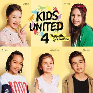 Kids United Nouvelle Generation - Au Bout De Nos Reves [ CD ]