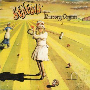 Genesis - Nursery Cryme (2018 Reissue) (Vinyl) [ LP ]