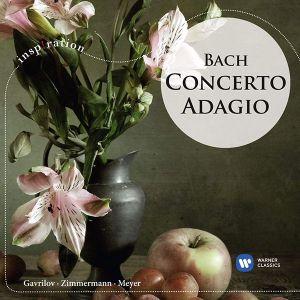 Bach, J. S. - Concerto Adagio [ CD ]