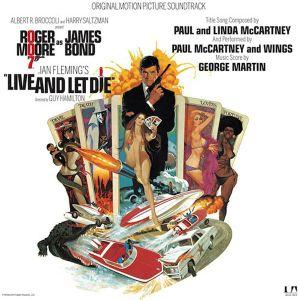 Live And Let Die (Original Motion Picture Soundtrack) - Various (Vinyl) [ LP ]