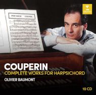 Couperin, F. - Complete Works For Harpsichord (10CD Box) [ CD ]
