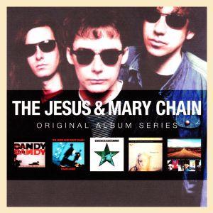 Jesus And Mary Chain - Original Album Series (5CD) [ CD ]