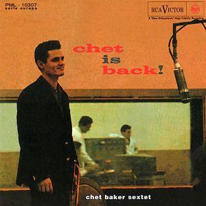 Chet Baker - Chet Is Back! (Vinyl) [ LP ]