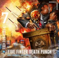 Five Finger Death Punch - And Justice For None (Standart Edition -13 tracks) [ CD ]