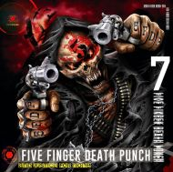 Five Finger Death Punch - And Justice For None (Deluxe Digipak Edition -16 tracks) [ CD ]
