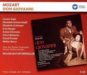 Mozart, W. A. - Don Giovanni (3CD) [ CD ]