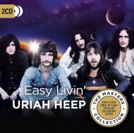 Uriah Heep - Easy Livin' (The Masters Collection) (2CD) [ CD ]
