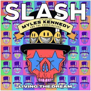 Slash - Living The Dream (feat. Myles Kennedy & The Conspirators) [ CD ]